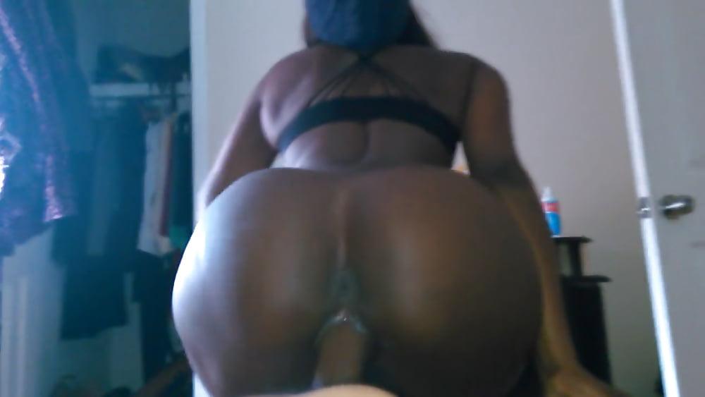 Phat booty ebony pics
