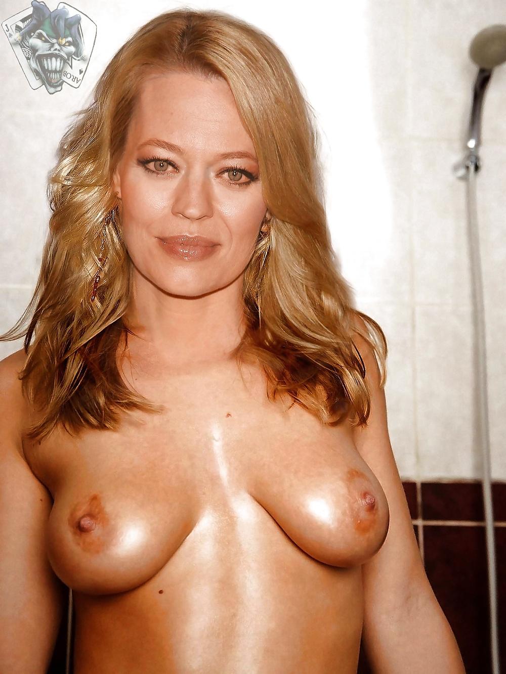 Jeri ryan fake boobs