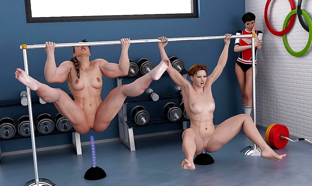 Women Fitness Gym Weights Pornovideoshub 1