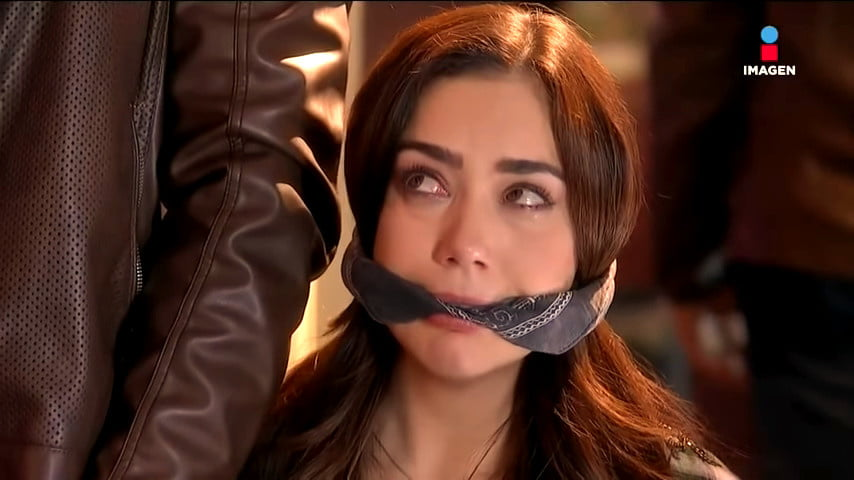 Cleave Gagged