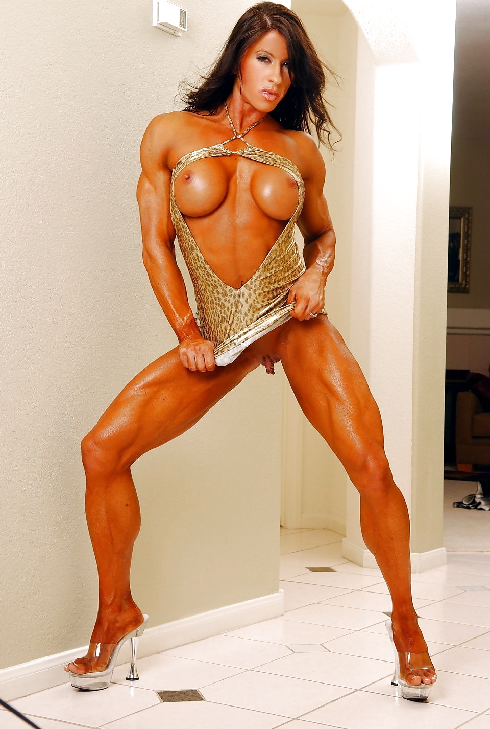 Free Hot Female Bodybuilders Muscle Girls