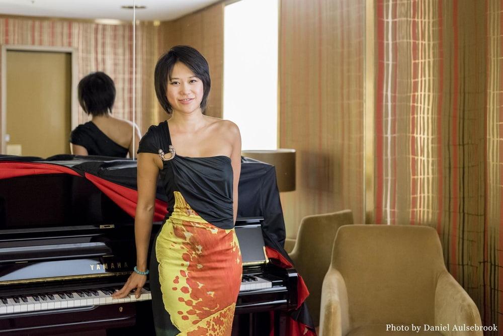 Nackt yuja wang Yuja Wang