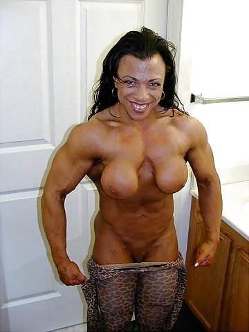 Christina thomas bodybuilder nude — img 11