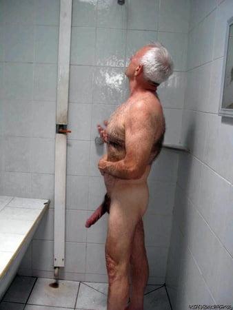 Naked gay mature dick