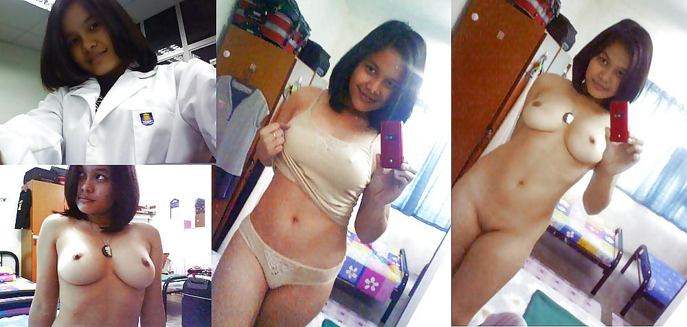 Malaysia college girl nude — photo 12