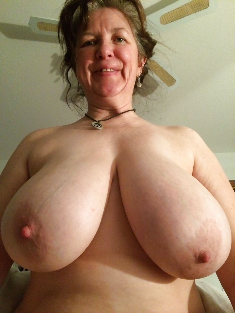 Boobs grandmother with big breast nude online forced