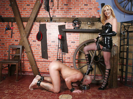 femdom story spears Brittany