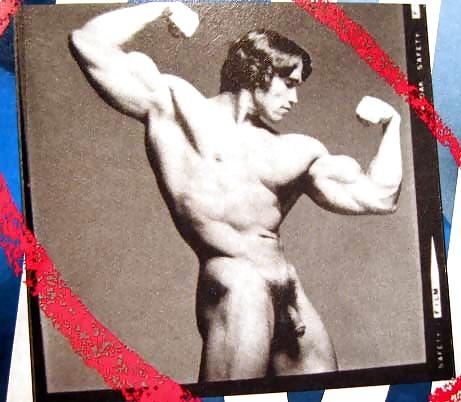 Arnold Schwarzenegger Bodybuilder Sex