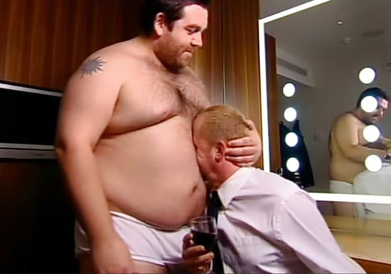 Nick frost nude