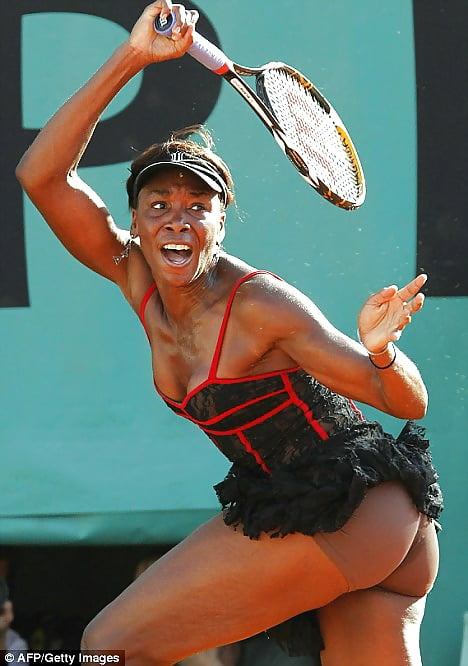 Venus Williams xxx