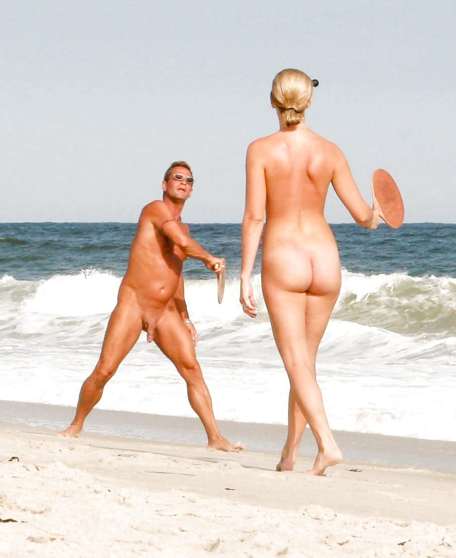 Nudist beach fkk strand — img 1