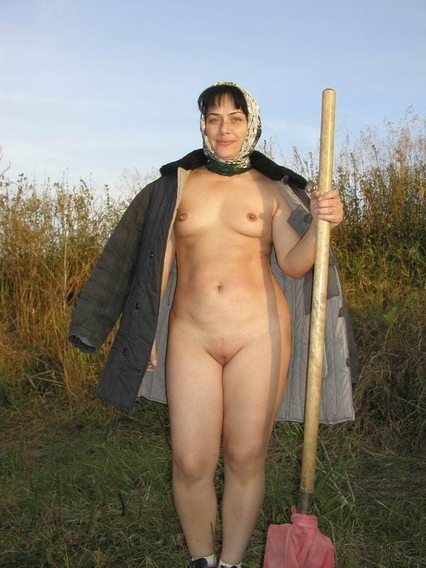 Фото голых простых деревенских баб