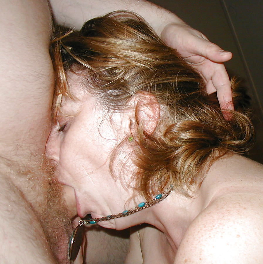 Great amateur deepthroat