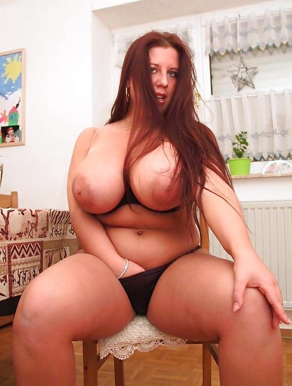 Busty Curvy Mature Nude