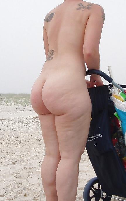 Naked girls celulite