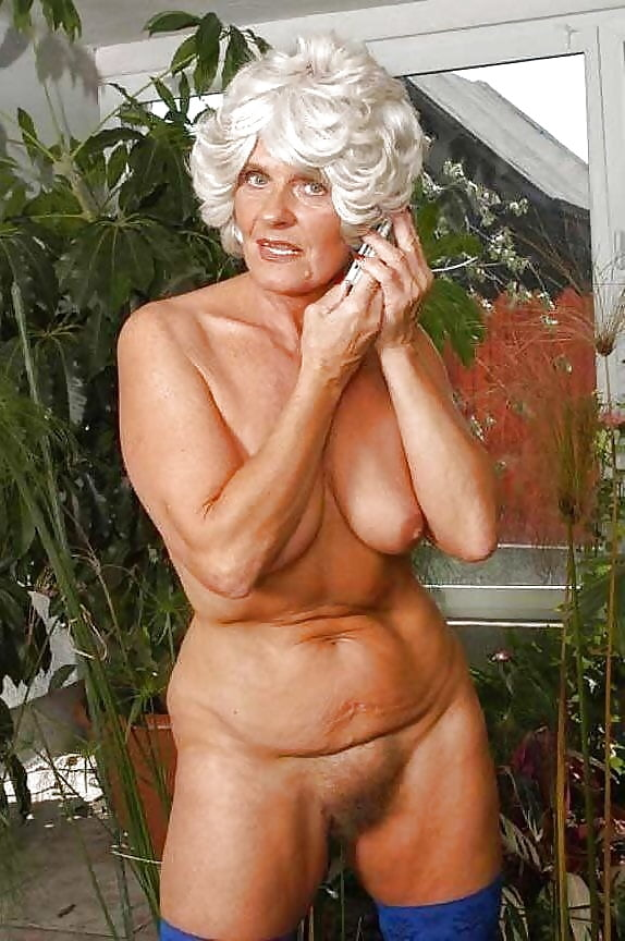 Naked grandma galleries — 3