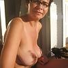 Exposed Slut Wife with Amazing Huge Heavy Hangers