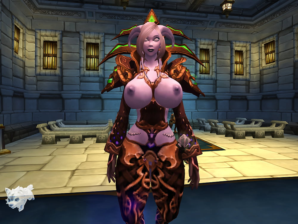World Of Warcraft Players Are Excited About Finally Being Able To Go Topless
