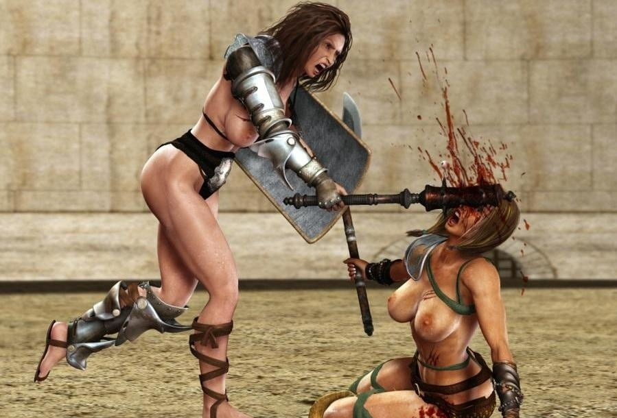 Sword Fight Porn