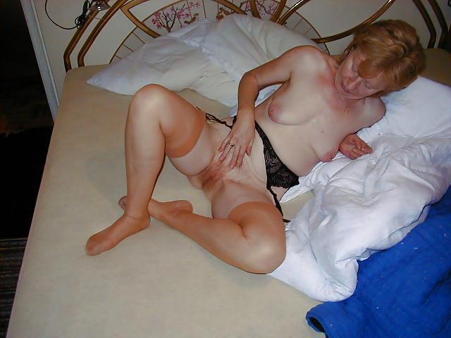 oma nylon sex tube