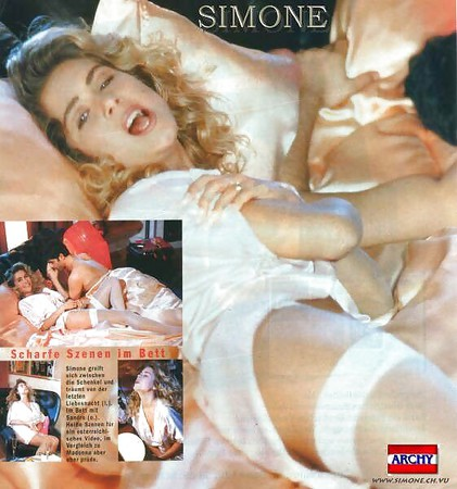 Nackt simone stelzer Simone Wiki: