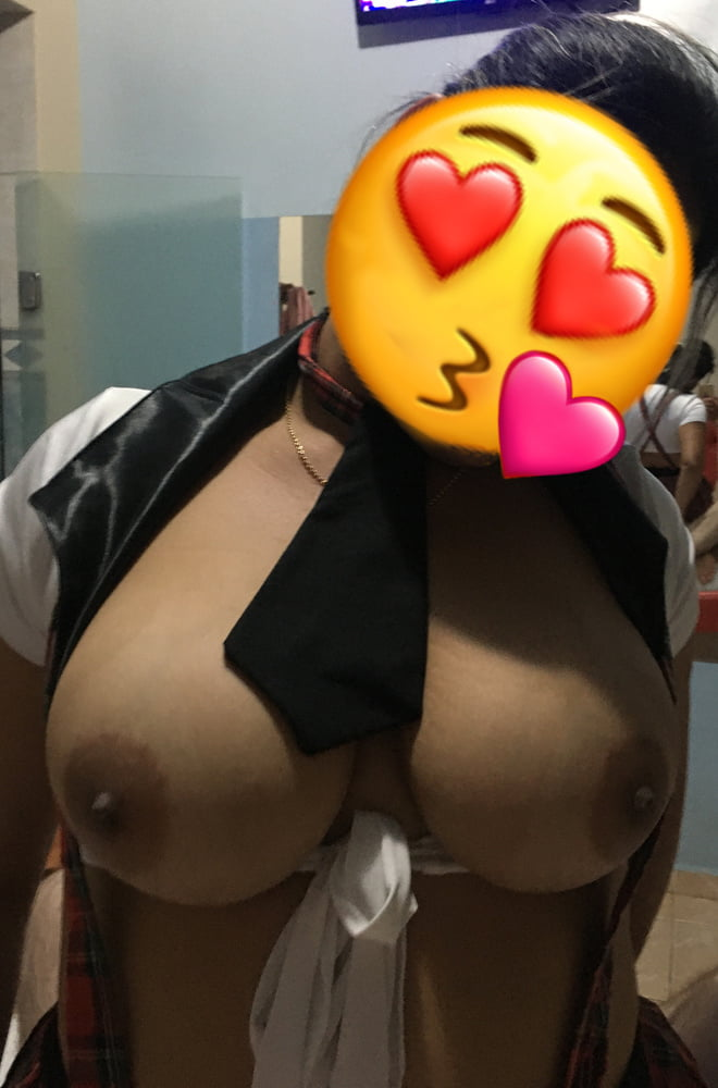 Me wearing my wife's clothes - 91 Pics