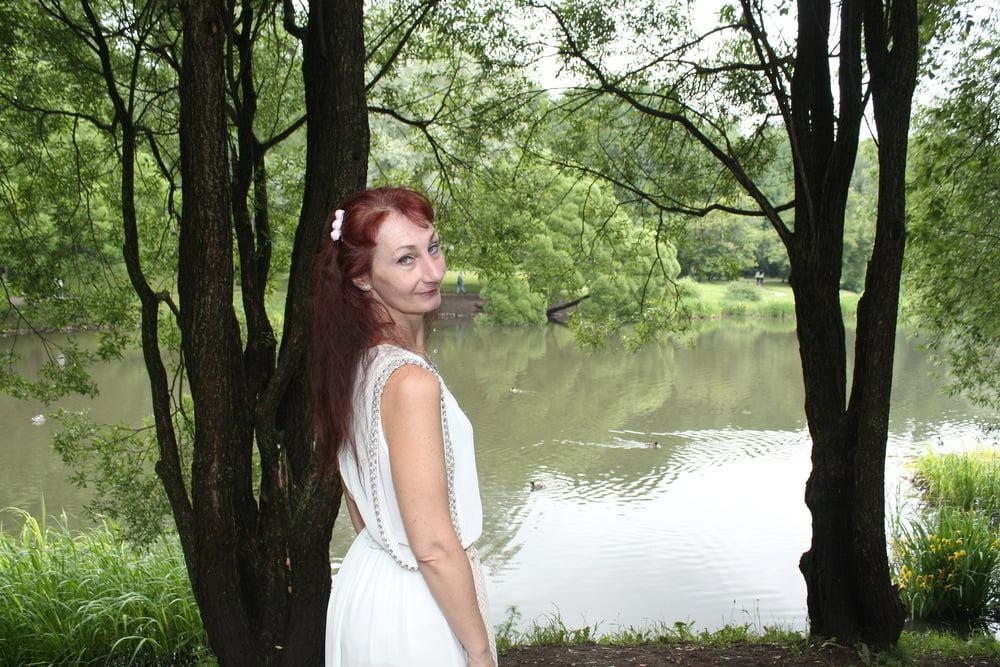 In Ostankino-Park - 27 Pics
