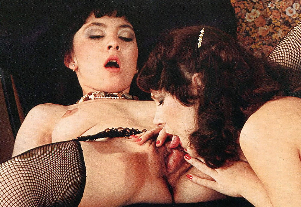 Retro lesbian pics