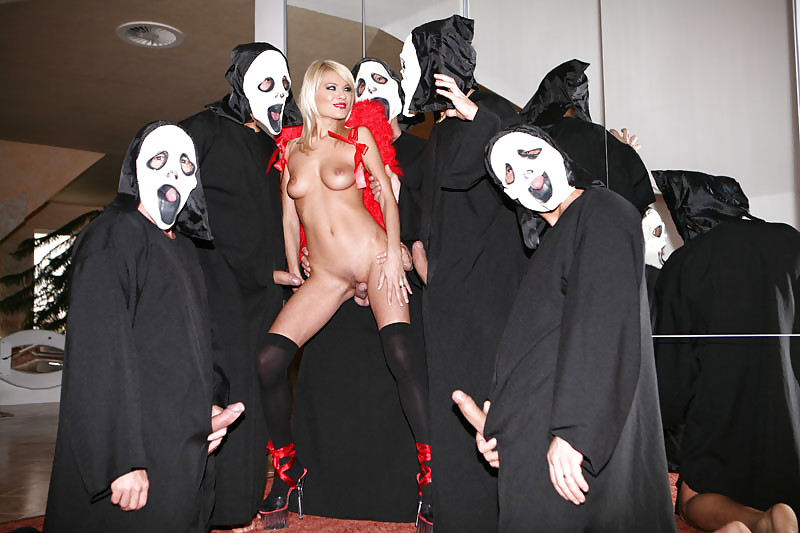 Asian Halloween Porn Pics