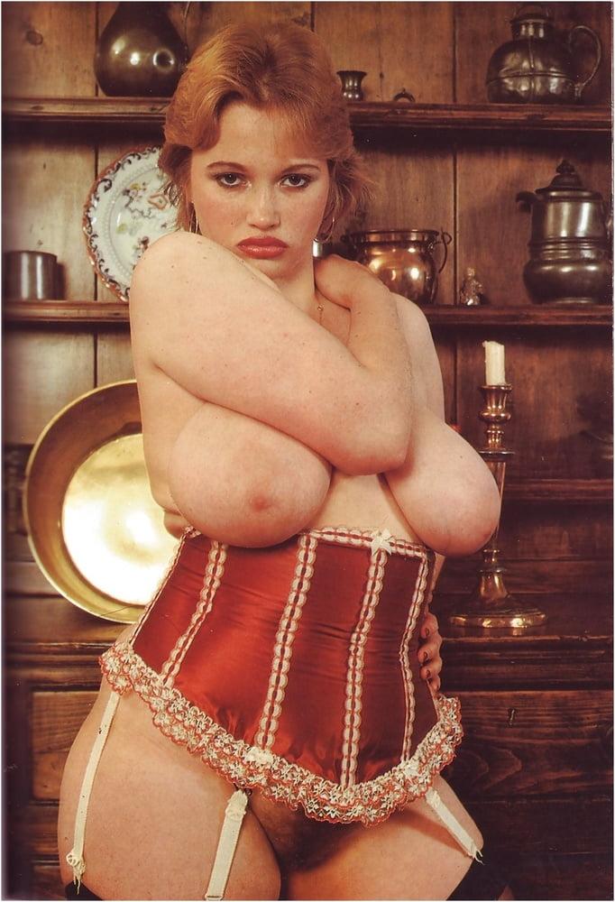 Retro vintage big tits porn