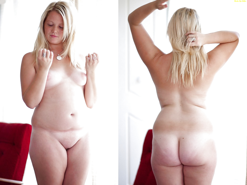 Kinky Amateur Bbw Chick Posing In The Nude