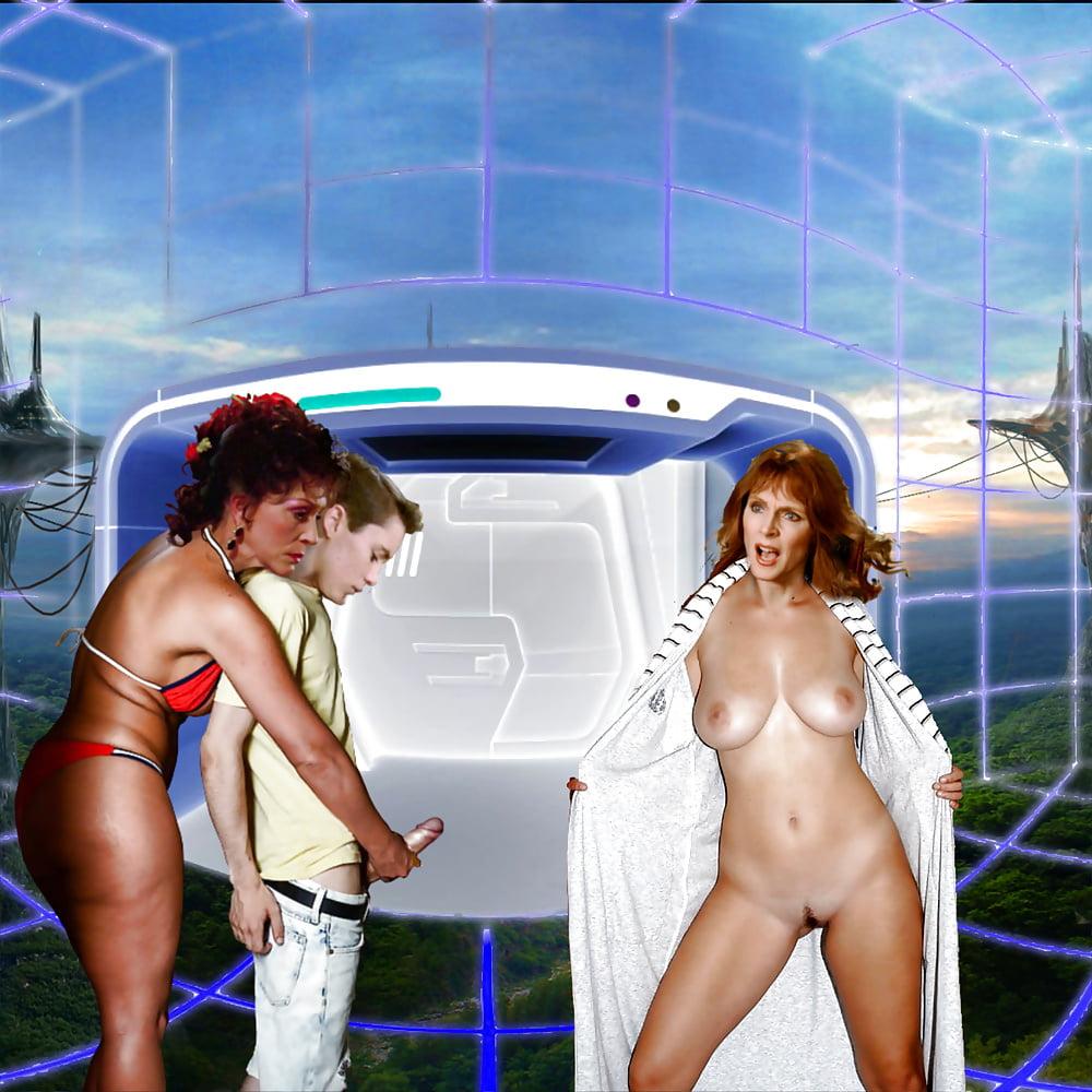 Free Marina Sirtis Deanna Troi Nude
