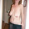 Sagging breasts granny women excite me 9