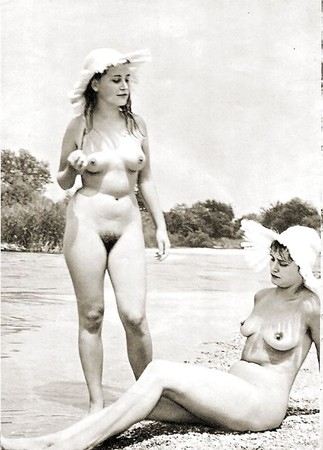 A Few Vintage Naturist Girls That Really Turn Me On (5)