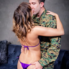 Asian Mom Christy Love Welcomes Home Step Son In The Best Wa