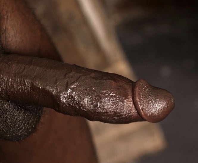 Big black penis, porn