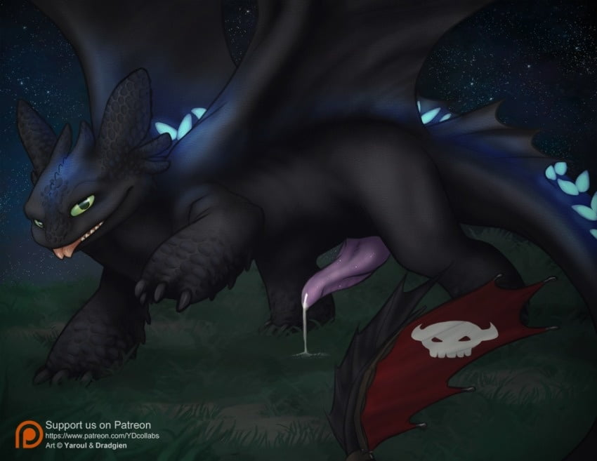 Httyd toothless pics and gay porn images