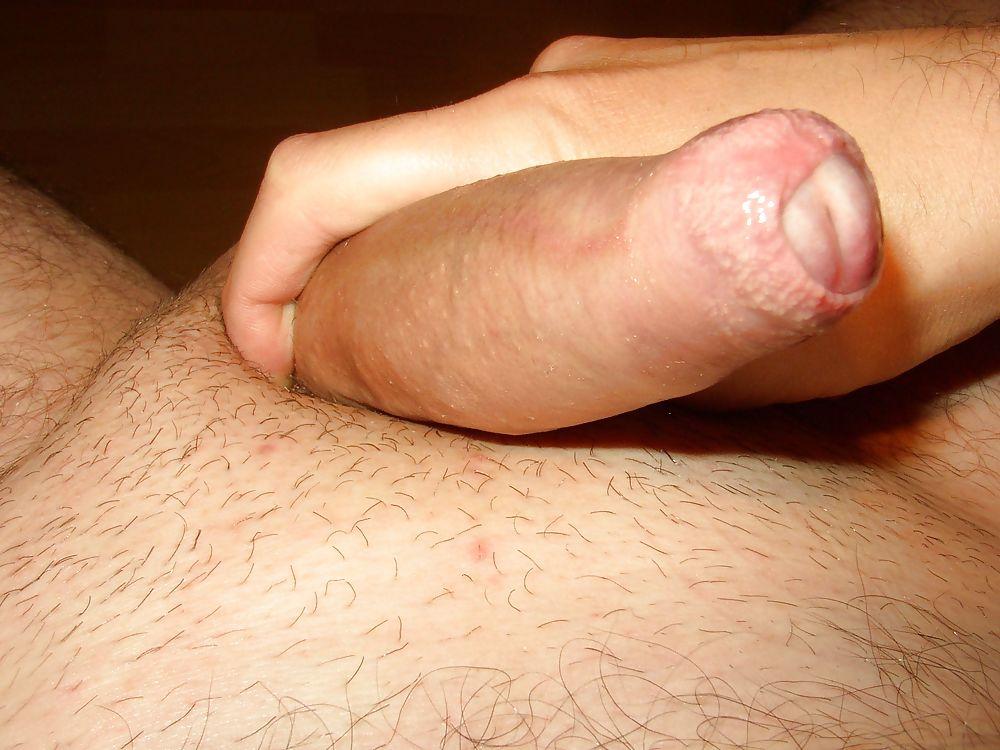 Long foreskin masturbation technique porn pics