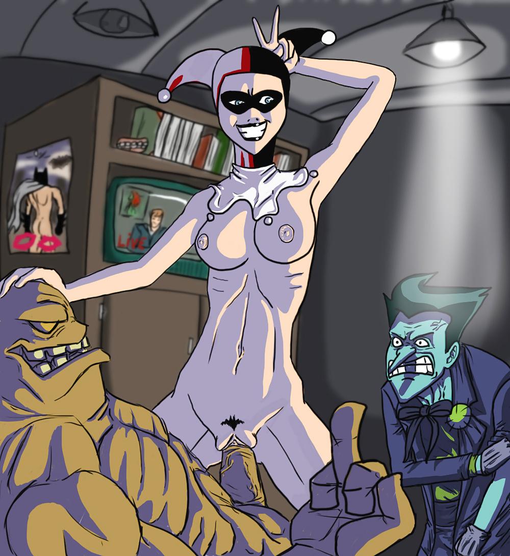джокер секс видео - 4