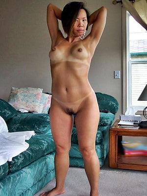 Horny Asian Milf