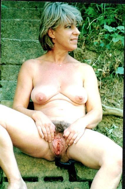 Dame Geil Wald Doppelter