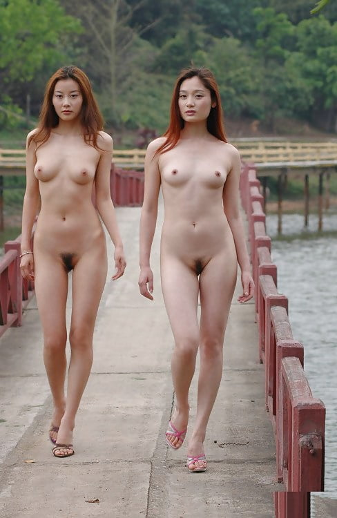 Nude girls china, round asses and fat pussy