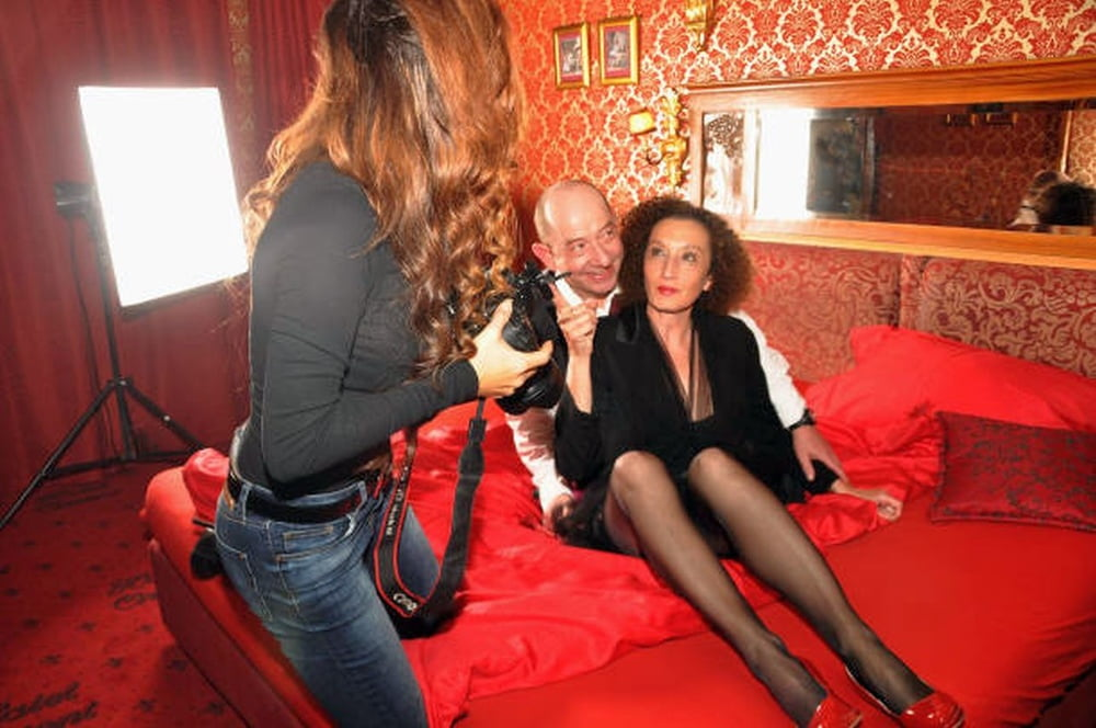Austrian Actress Konstanze Breitebner