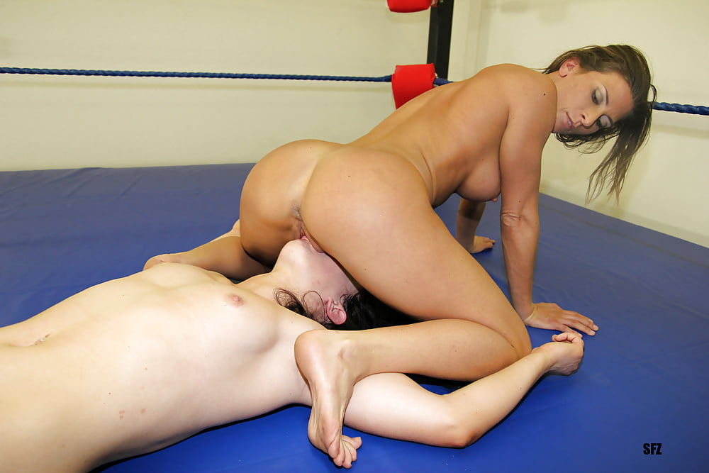 Nude mixed wrestling sex