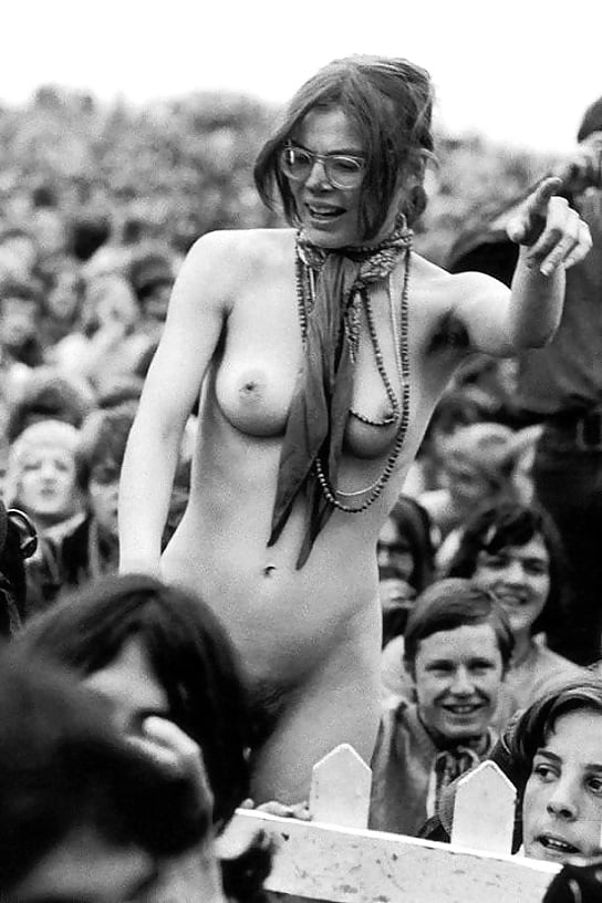 Naked hippy nude hippie — pic 10