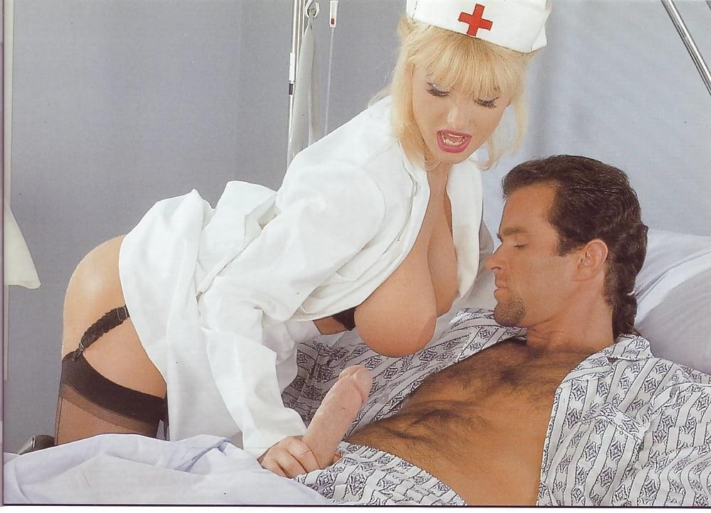 Nurse strips and sucks in french classic porn pics