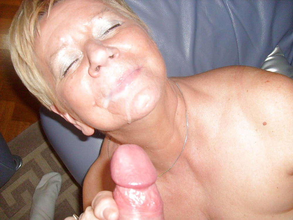 Granny Facial Gifs