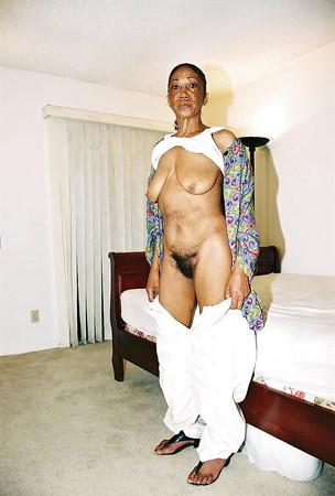 Black Skinny Amateur Ebony