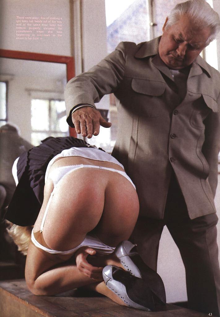 spanked in panties Girls