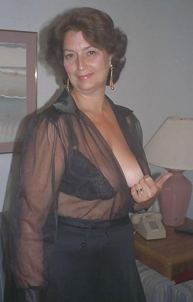 Mature nude vintage-9839